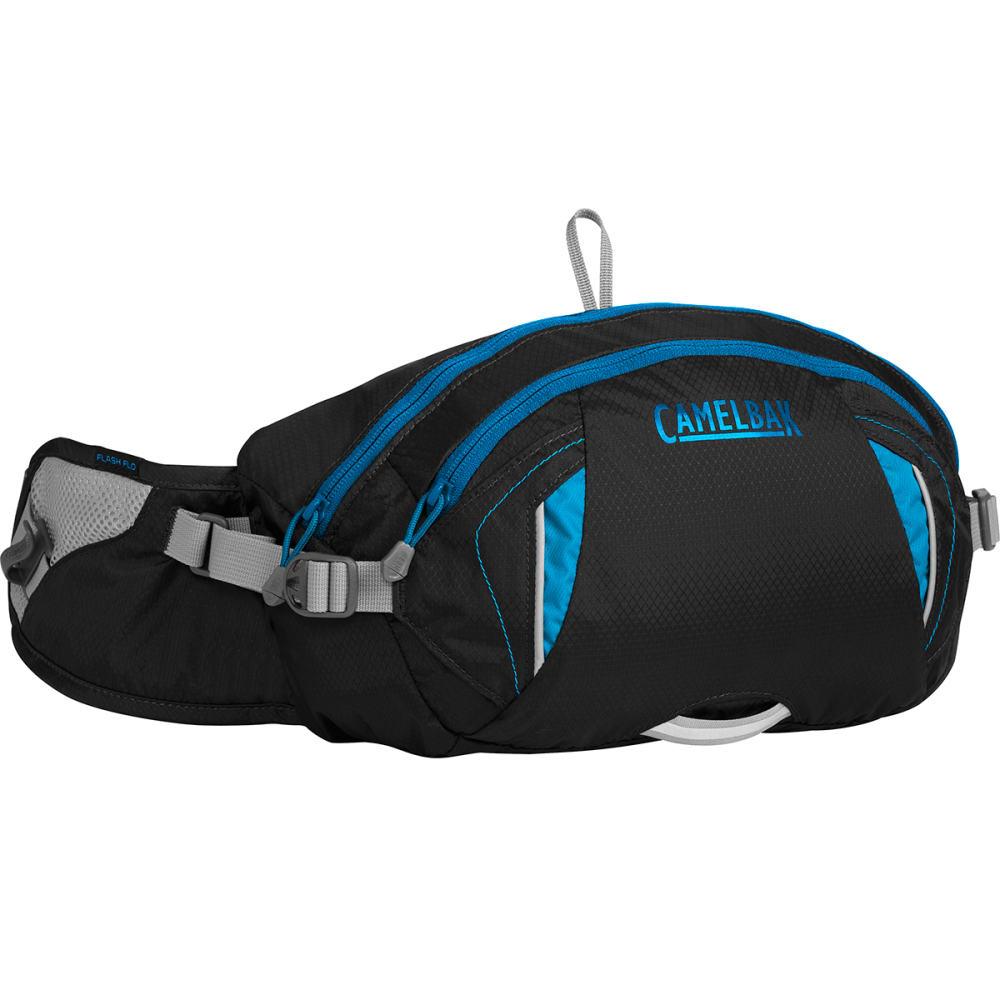 CAMELBAK FlashFlo™ LR Hydration Belt - BLACK/ATOMIC BLUE