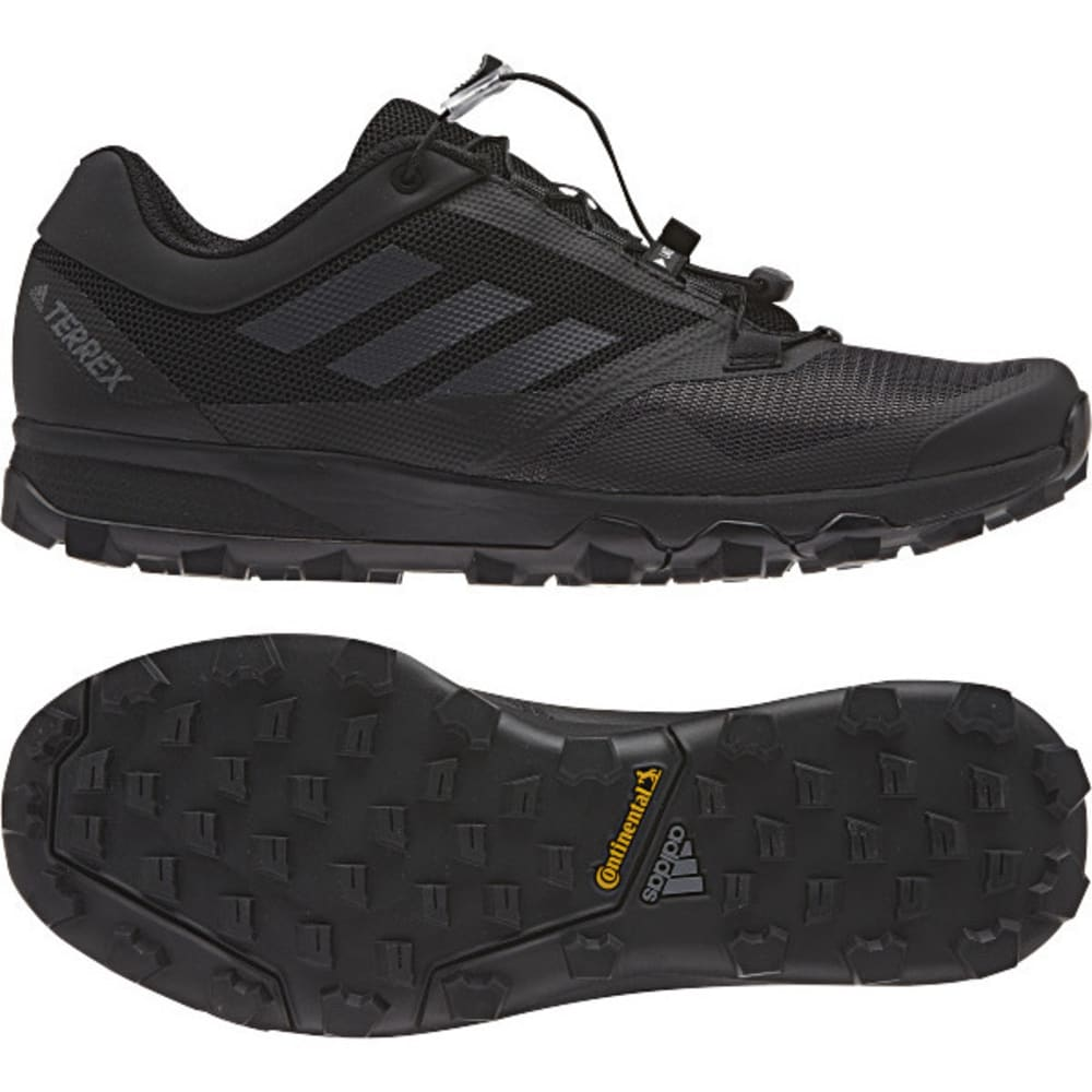 ADIDAS Men's Terrex Trailmaker Men's Trail Running Shoes - BLACK/GREY/BLACK