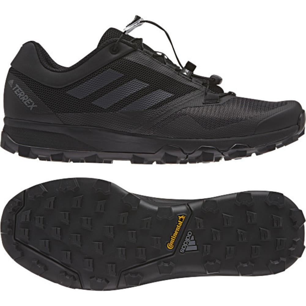 ADIDAS Men's Terrex Trailmaker Men's Trail Running Shoes - BLACK/VISTA GREY/UT