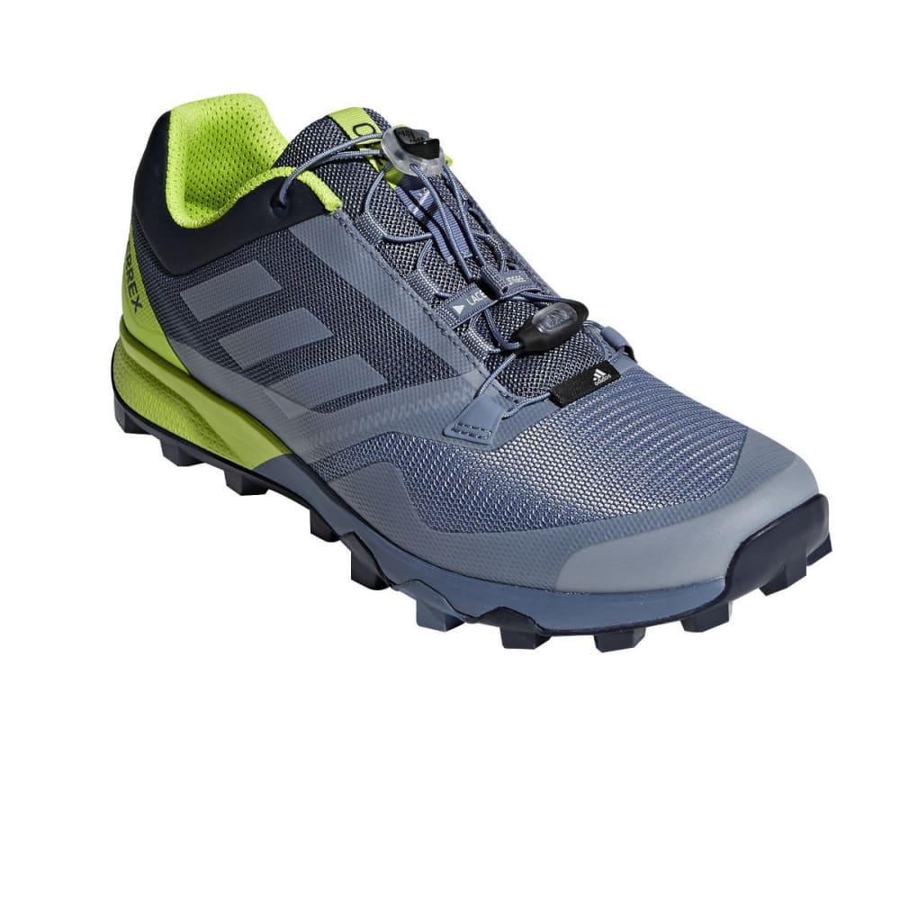ADIDAS Men's Terrex Trailmaker Men's Trail Running Shoes - RAW STEEL/GREY ONE/