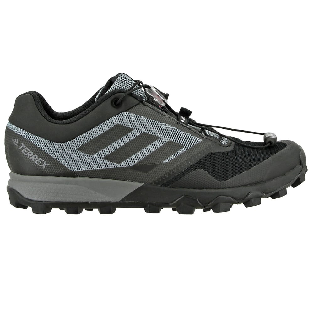ADIDAS Women's Terrex Trailmaker Trail Running Shoes - GREY/BLACK/PINK