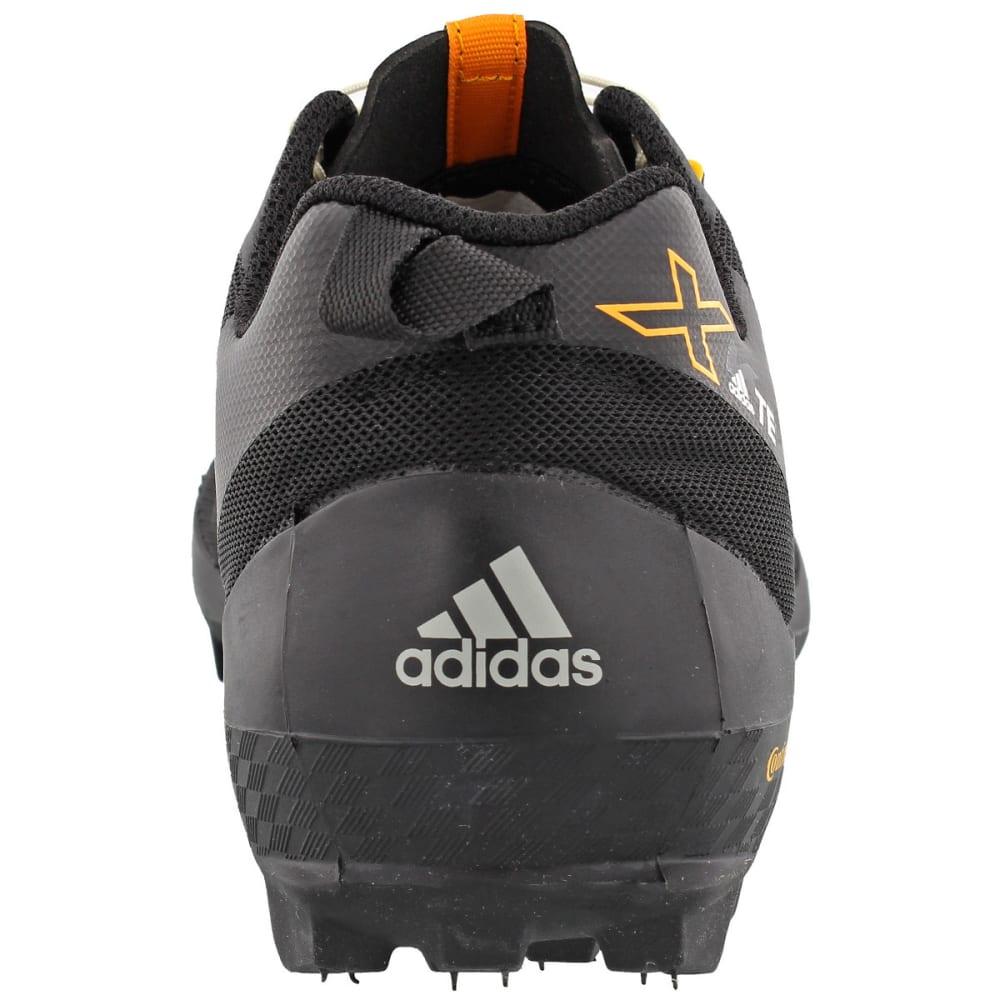 ADIDAS Men's Terrex XKing Trail Running Shoes - BLACK/BLACK/WHITE