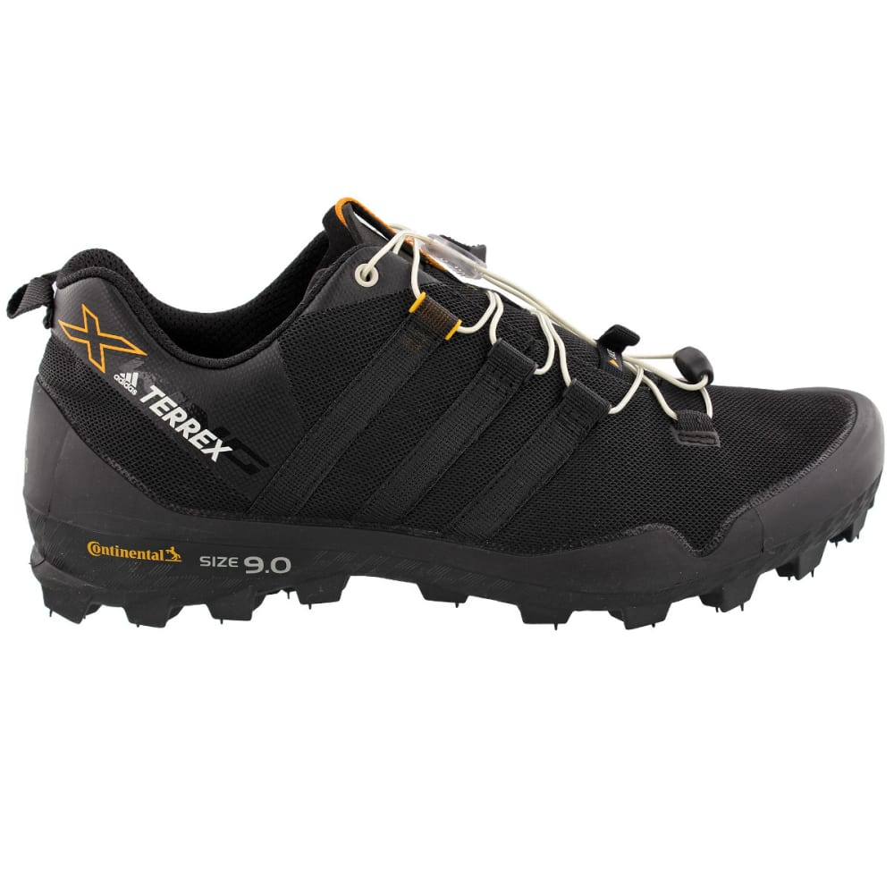 adidas shoes black and white. adidas men\u0026rsquo;s terrex xking trail running shoes - black/black/white adidas black and white