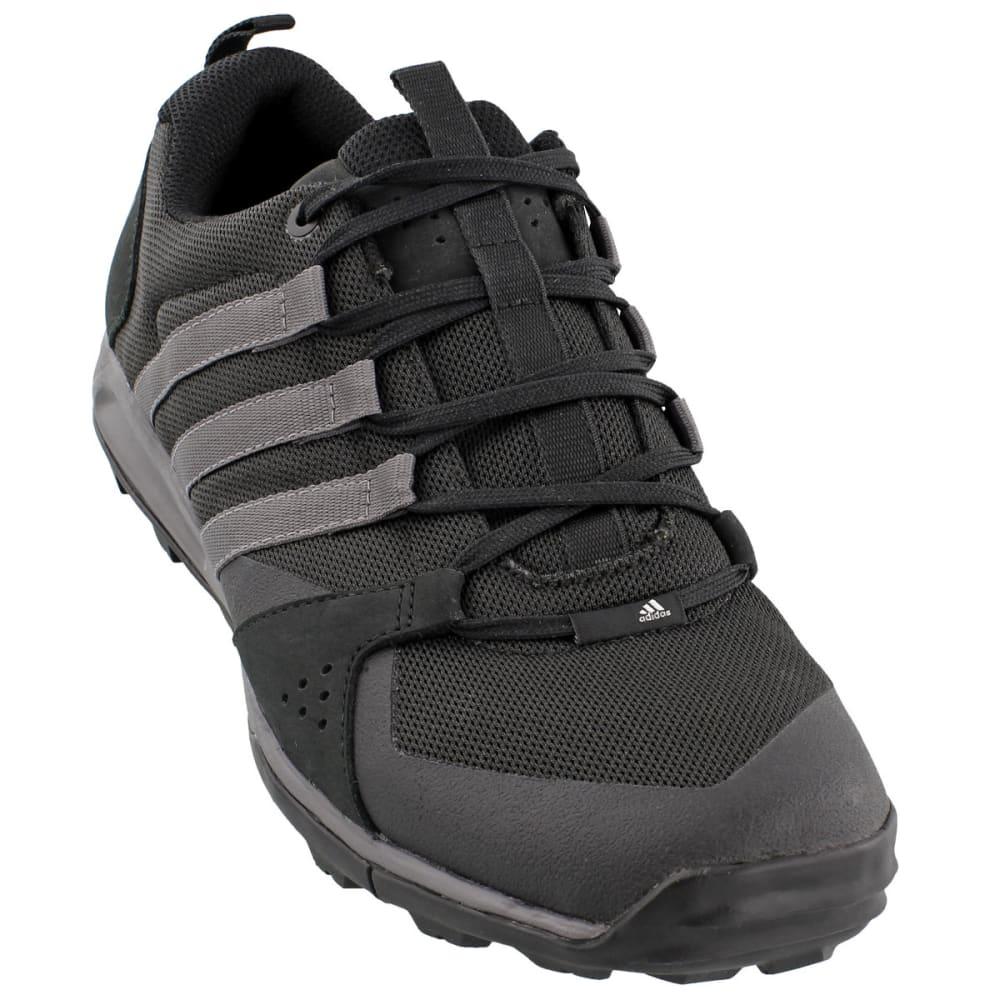 ADIDAS Men's Tivid Mesh Hiking Shoes, Black/Granite/Black - BLACK/GRANITE/BLACK