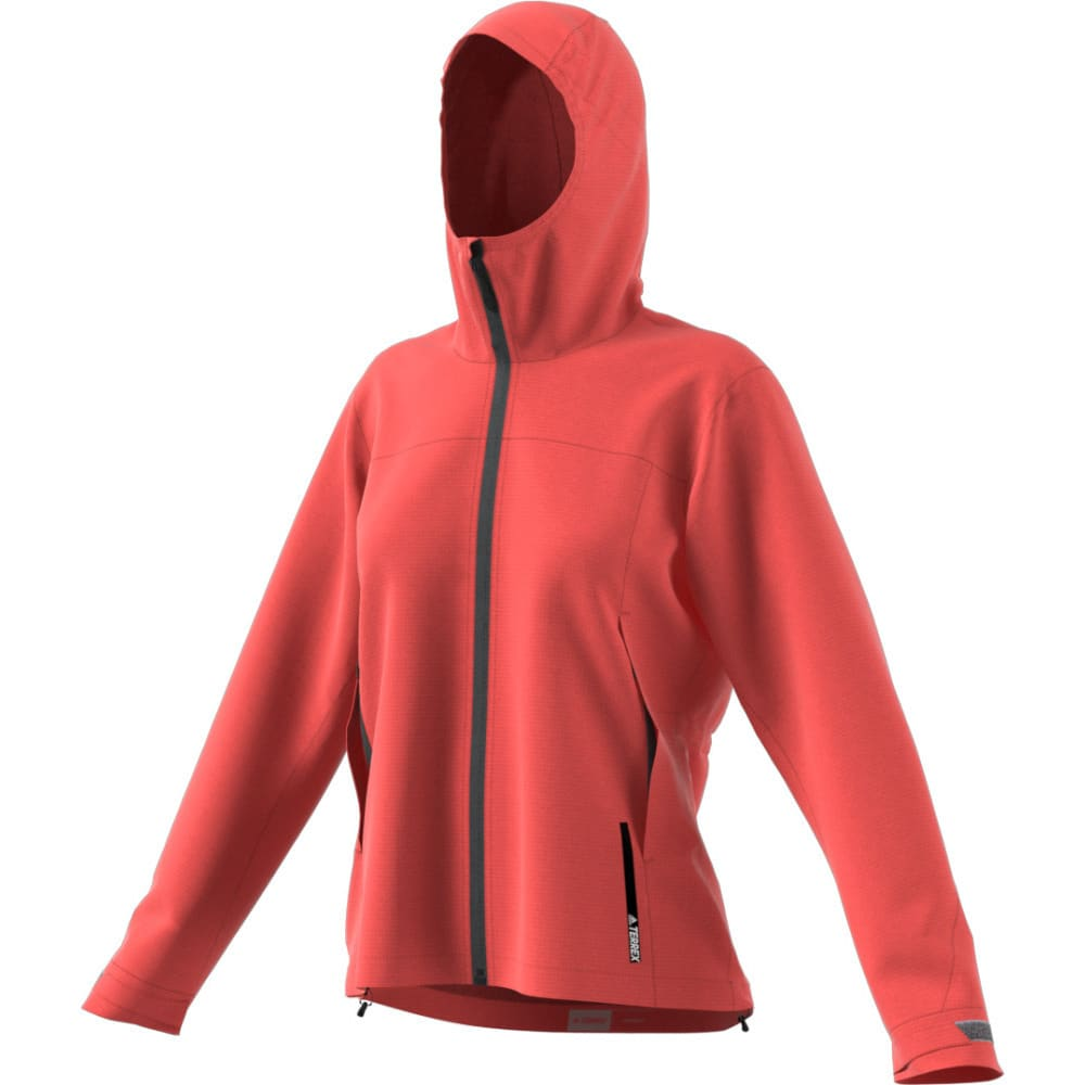 ADIDAS Women's Terrex Multi 2.5L Jacket - EASY CORAL