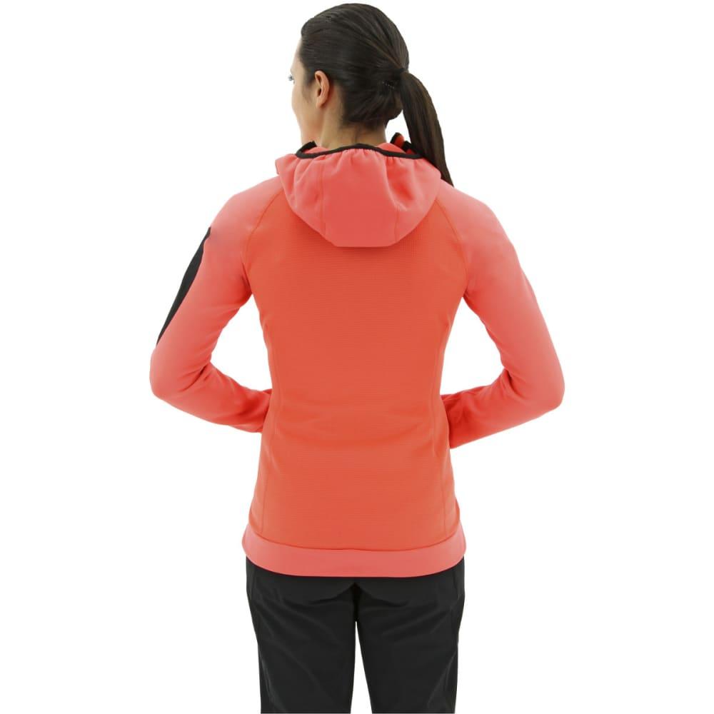 ADIDAS Women's Terrex Stockhorn Fleece Hoodies - EASY CORAL