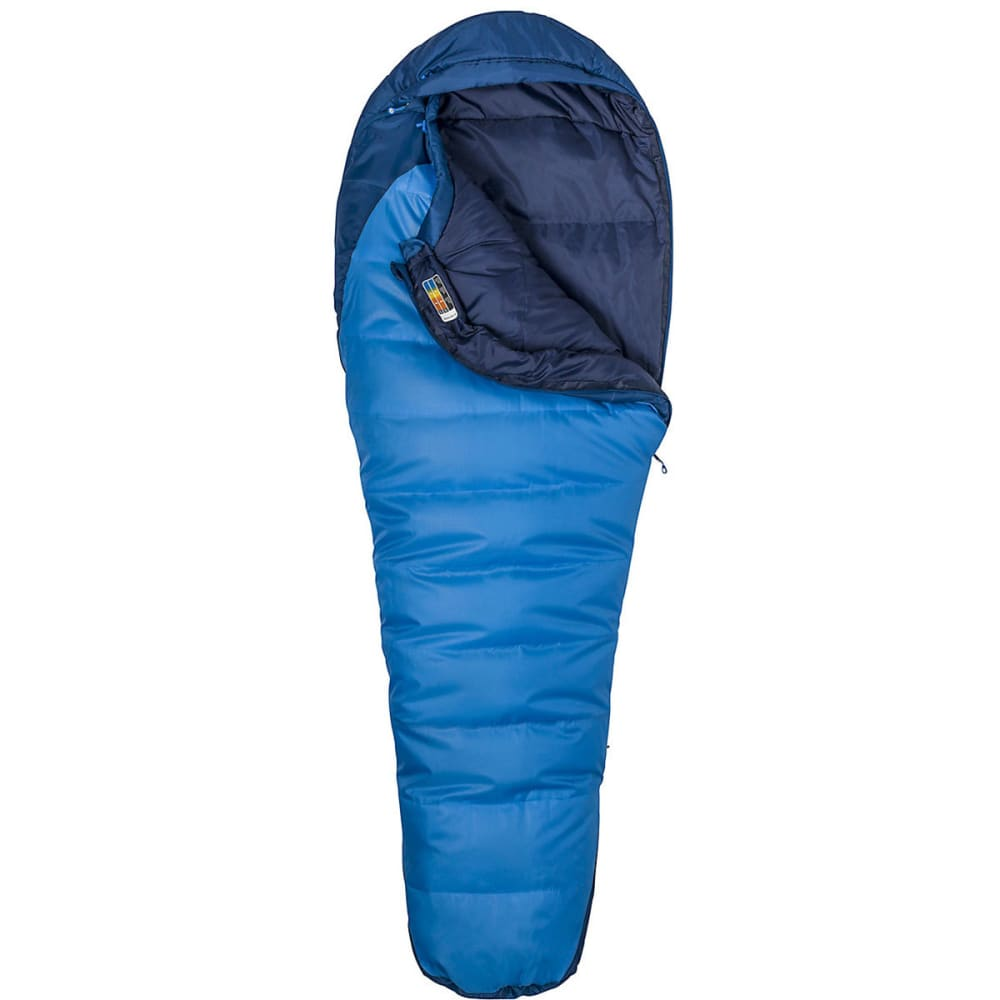 MARMOT Trestles 15 Sleeping Bag?? - COBALT BLUE/BLUE