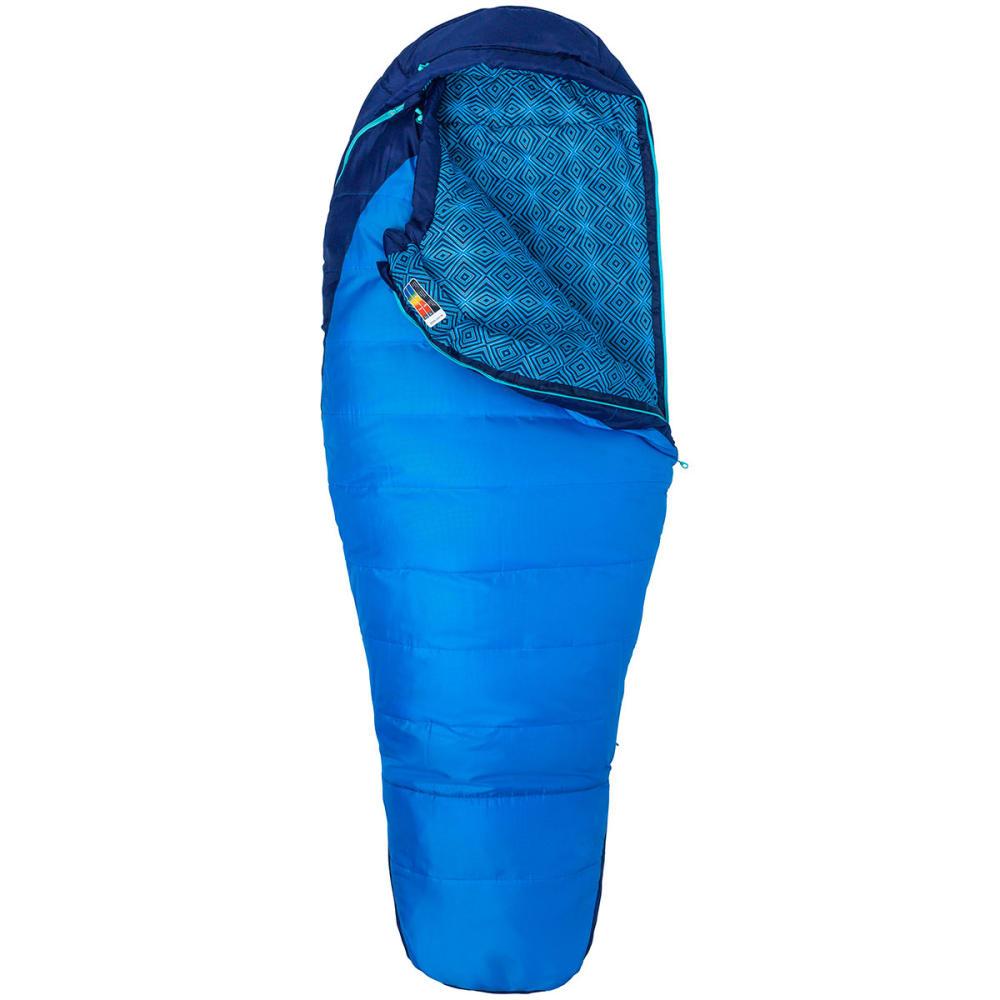 MARMOT Women's Trestles 15 Sleeping Bag - FRENCH BLUE/BLUE