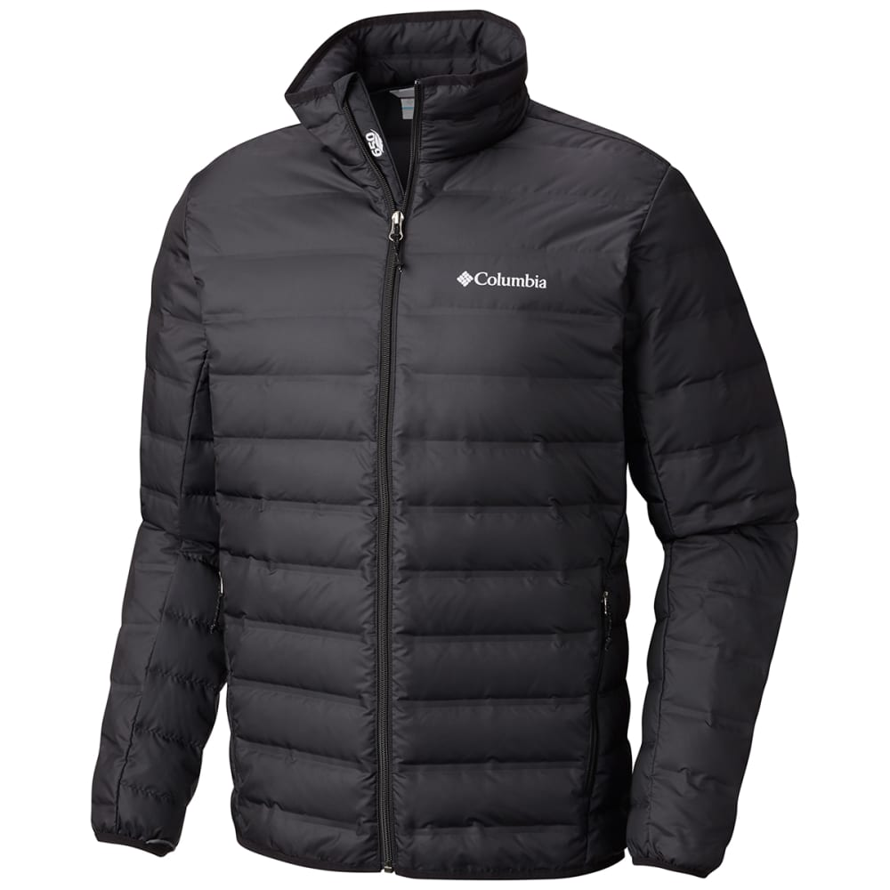 COLUMBIA Men's Lake 22 Down Jacket - BLACK-010