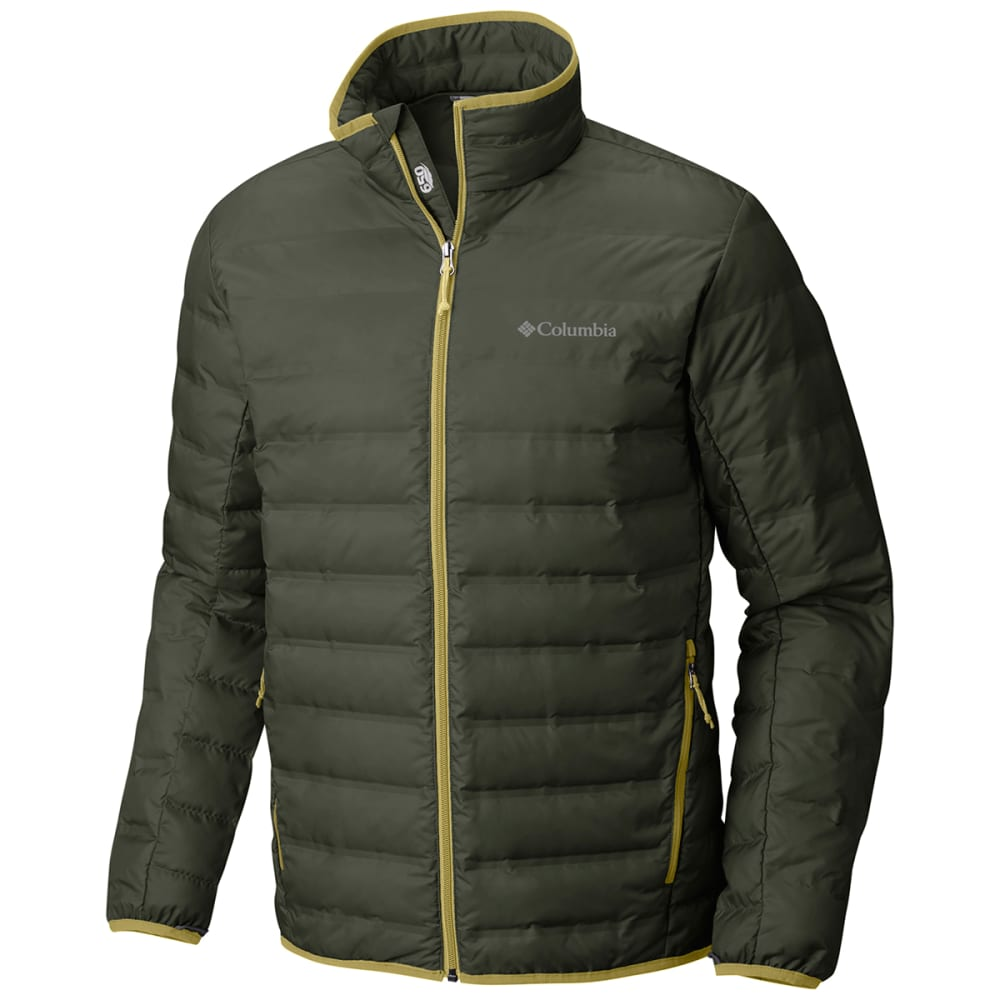 COLUMBIA Men's Lake 22 Down Jacket S