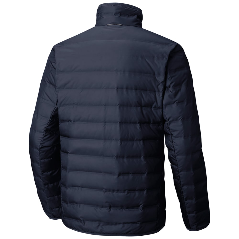 COLUMBIA Men's Lake 22 Down Jacket - COLLEGIATE NAVY-464