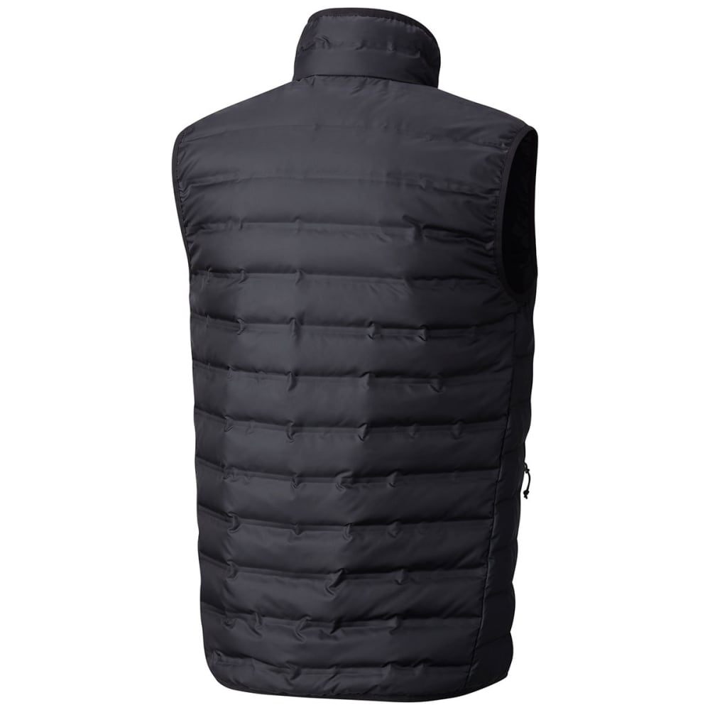 COLUMBIA Men's Lake 22 Down Vest - BLACK-010
