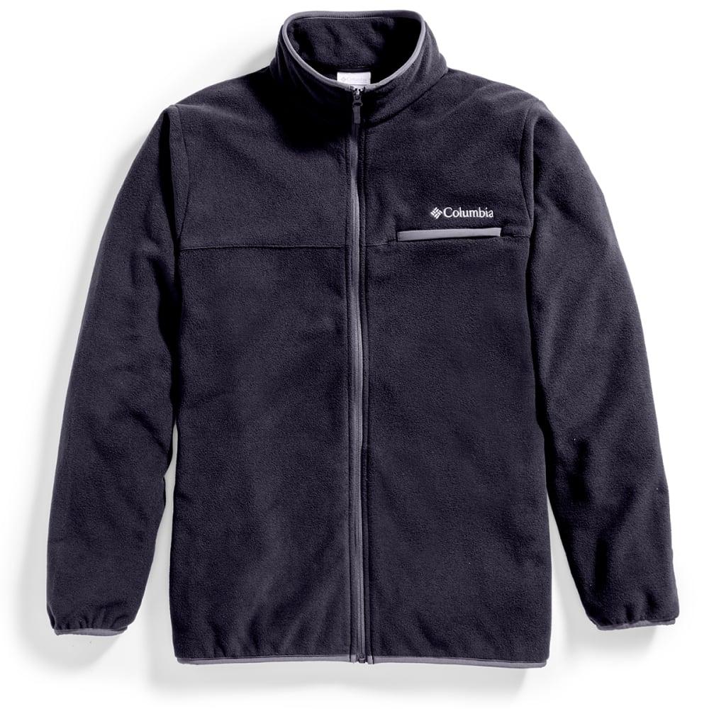 COLUMBIA Men's Mountain Crest™ Fleece Full-Zip Jacket - 010-BLACK