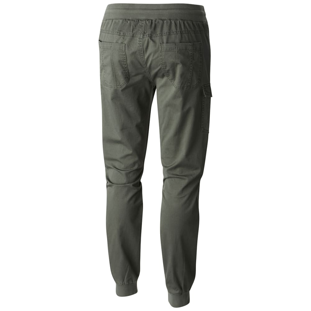 COLUMBIA Women's Teton Trail II Skinny Cargo Pants - 339-GRAVEL