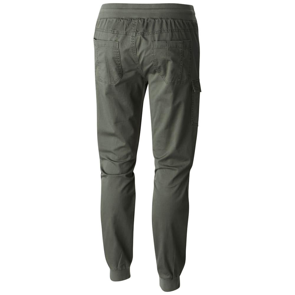 COLUMBIA Women's Teton Trail II Skinny Cargo Pants - 339-GRAVEL