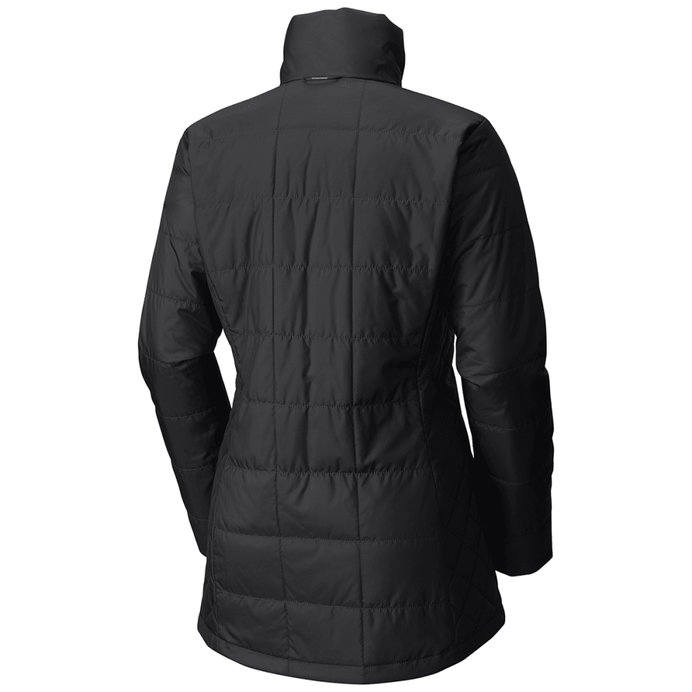 COLUMBIA Women's Carson Pass IC Jacket - 010-BLACK/BLACK
