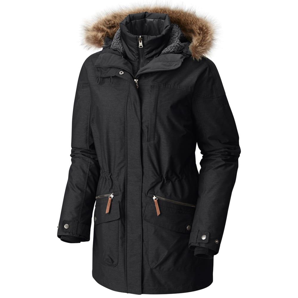 COLUMBIA Women's Carson Pass IC Jacket - 010-BLACK/BLACK