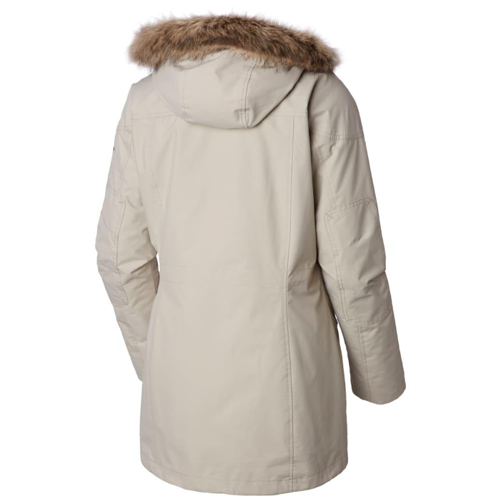 COLUMBIA Women's Carson Pass IC Jacket - 021-LT CLOUD/BUFFALO