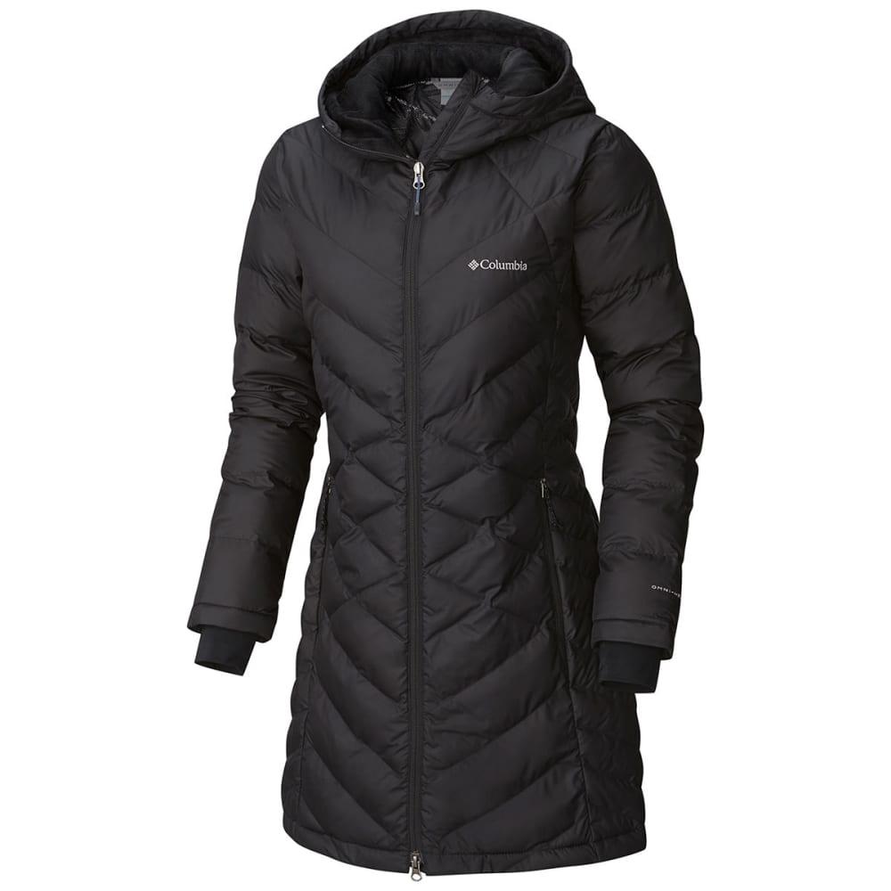 Columbia Women S Heavenly Long Hooded Jacket Eastern