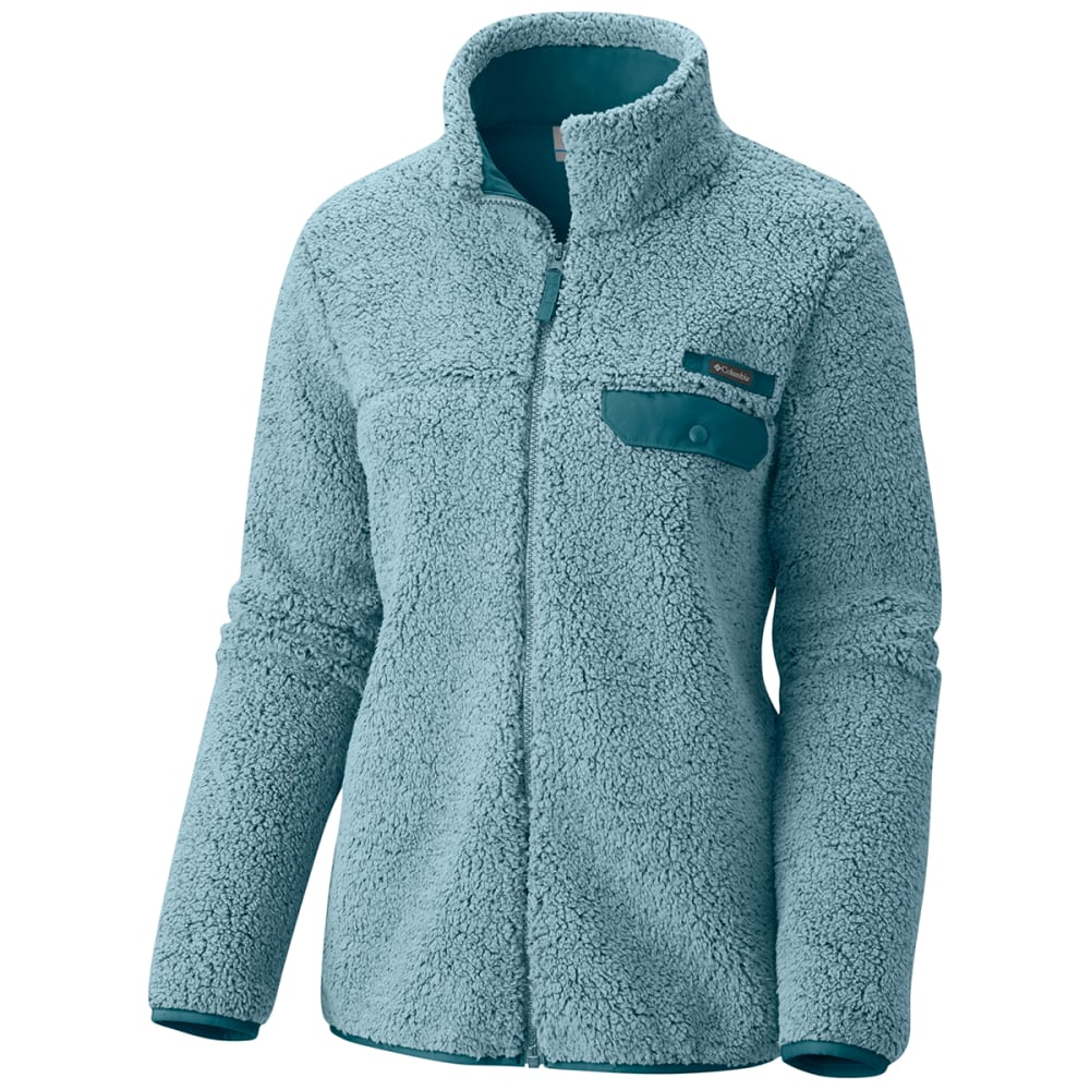 Columbia Women S Mountain Side Heavyweight Fleece Full Zip