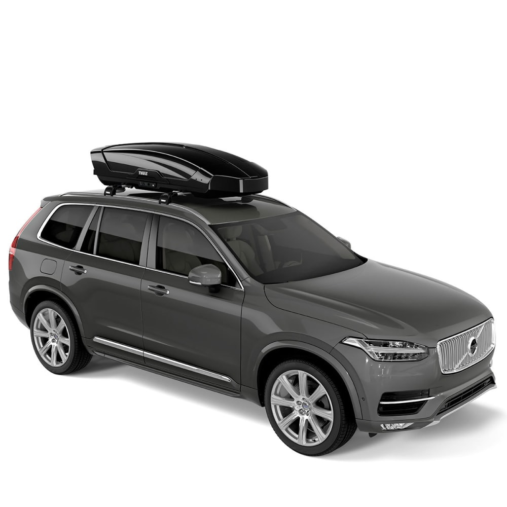 thule motion xt l cargo box black eastern mountain sports