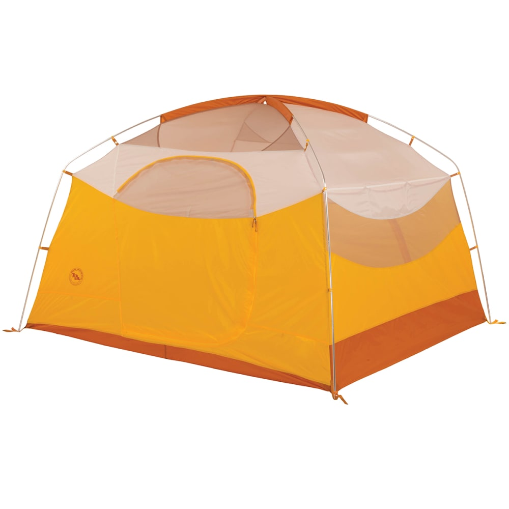 BIG AGNES Big House 4 Tent - GOLD/WHITE