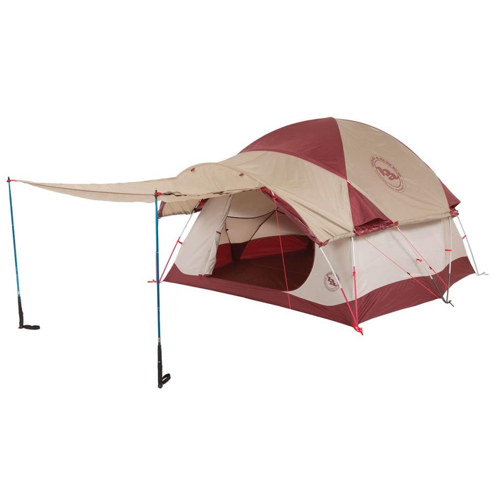 BIG AGNES Flying Diamond 4 Tent - WINE/TAN