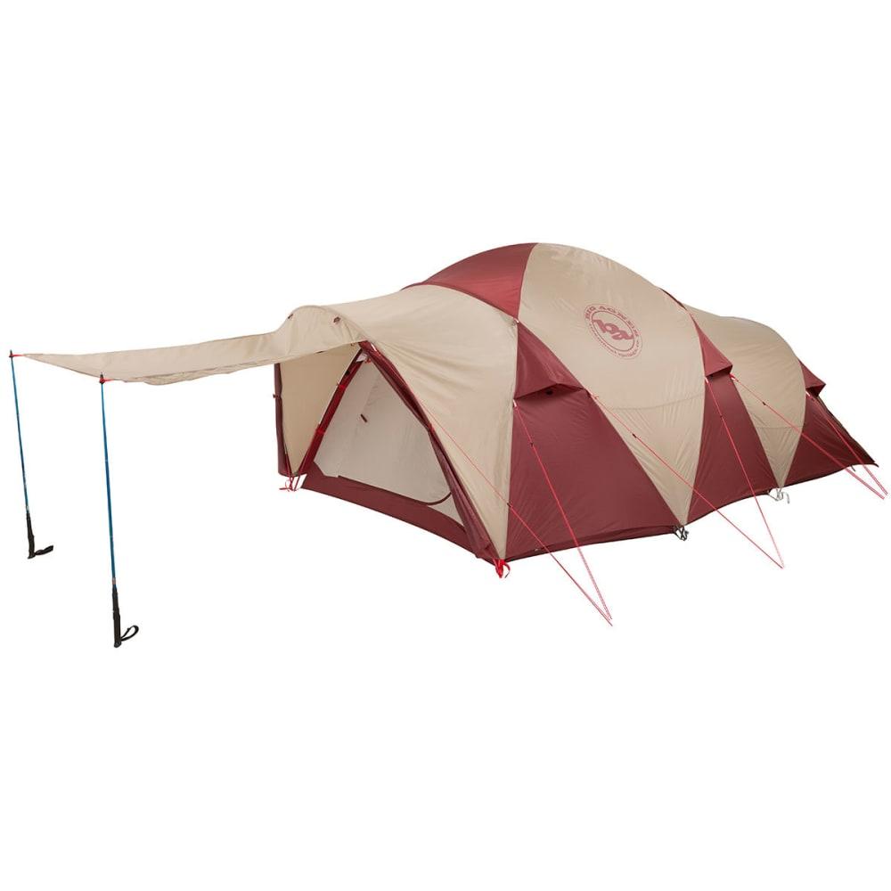 BIG AGNES Flying Diamond 6 Tent - WINE/TAN