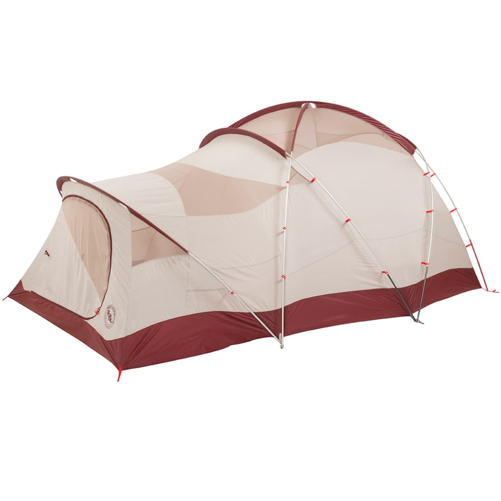 BIG AGNES Flying Diamond 8 Tent - WINE/TAN