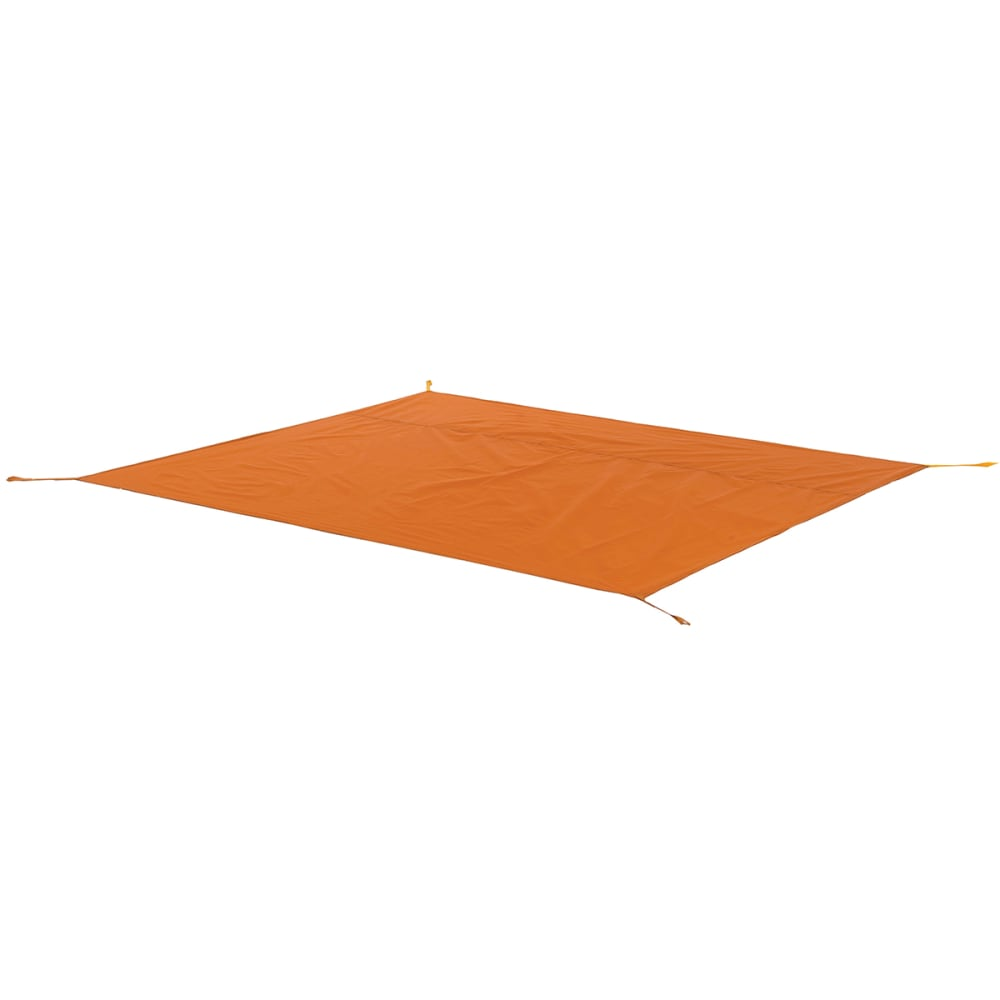 BIG AGNES Big House 4 Footprint - ORANGE