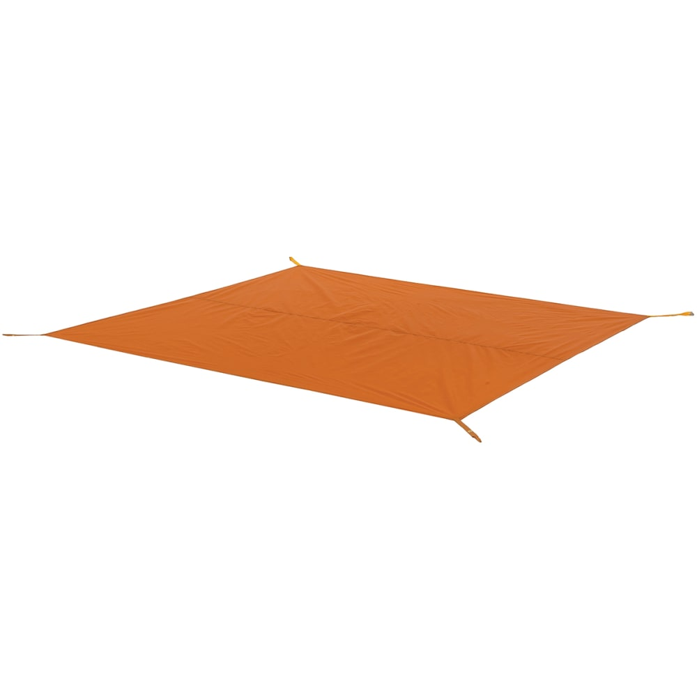 BIG AGNES Big House Deluxe 4 Footprint - ORANGE