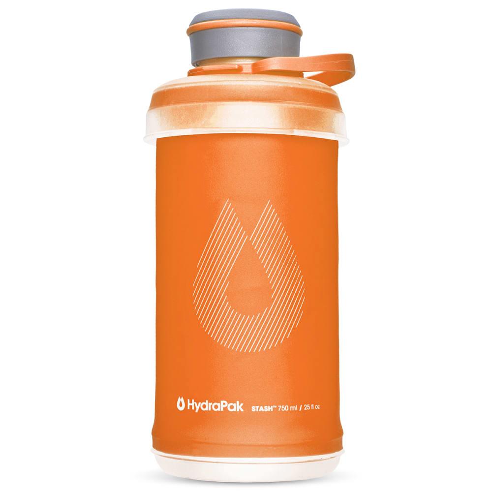 HYDRAPAK 0.75L Stash Water Bottle - MOJAVE ORANGE/G102J