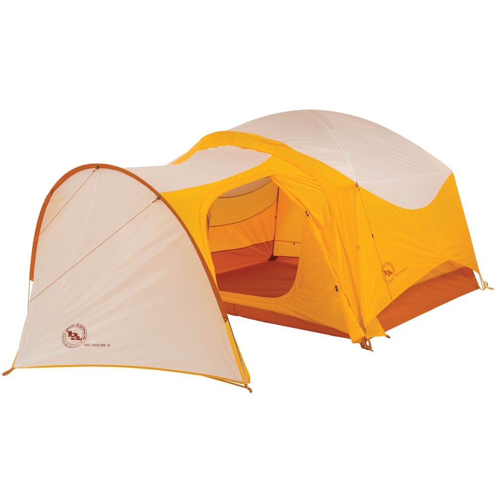 BIG AGNES Big House 4 Vestibule - GOLD/WHITE