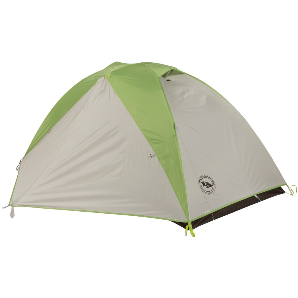 BIG AGNES Blacktail 2 Tent - GREY/GREEN