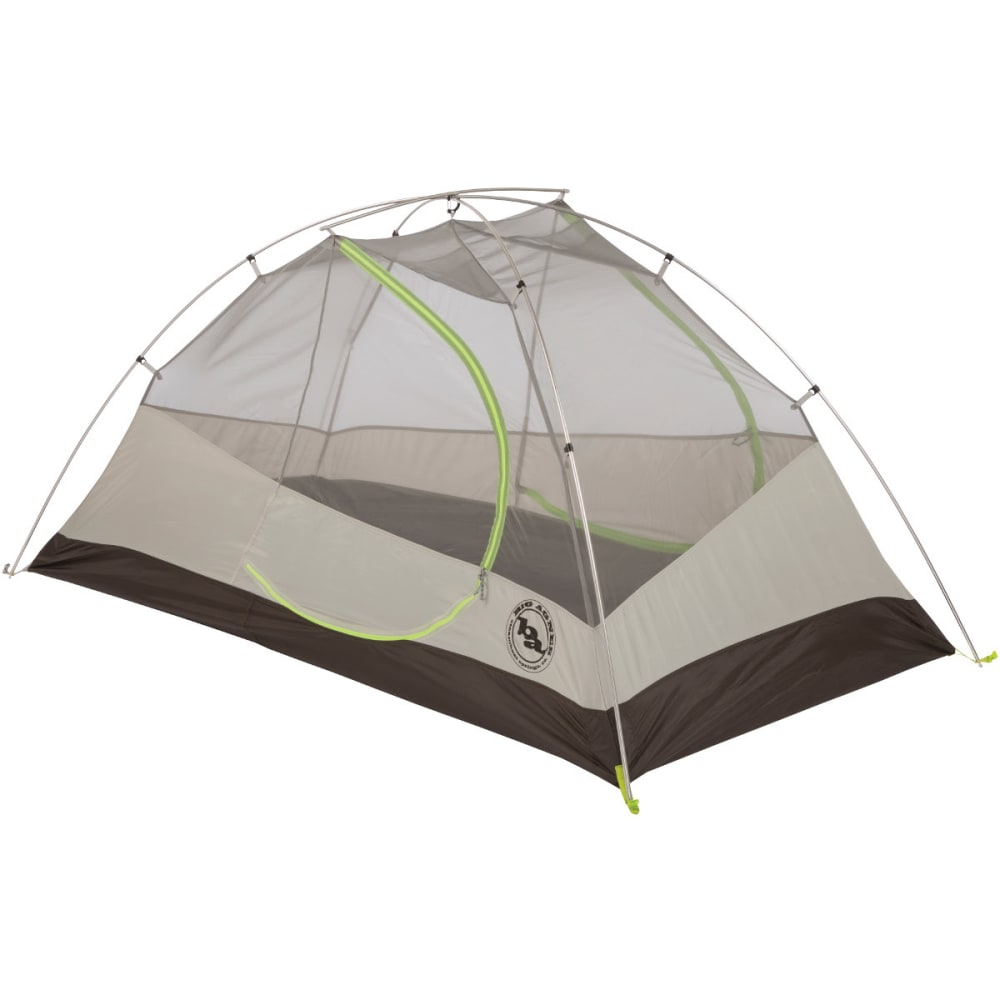 BIG AGNES Blacktail 2 Package: Includes Tent and Footprint - GREY/GREEN