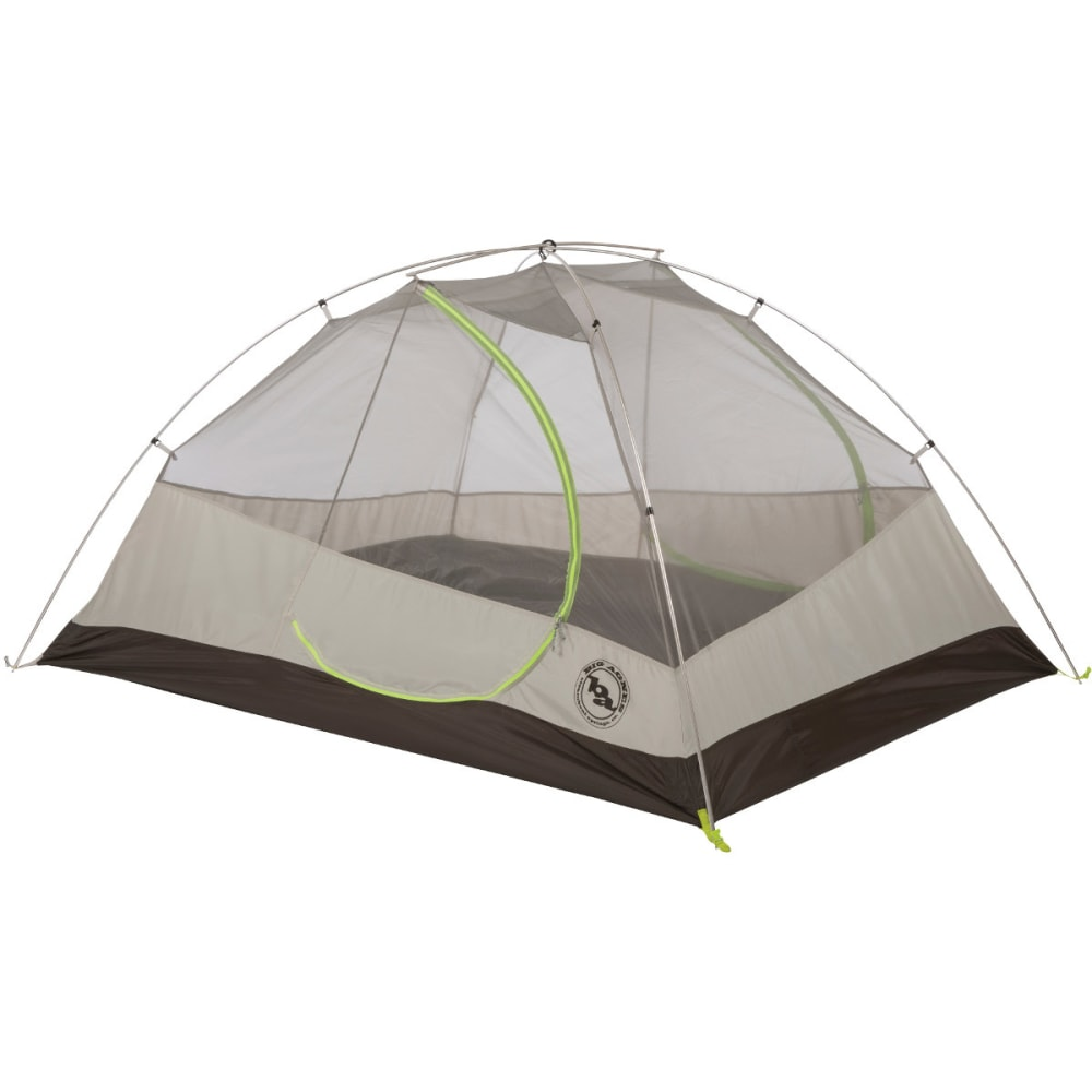 BIG AGNES Blacktail 3 Tent - GREY/GREEN