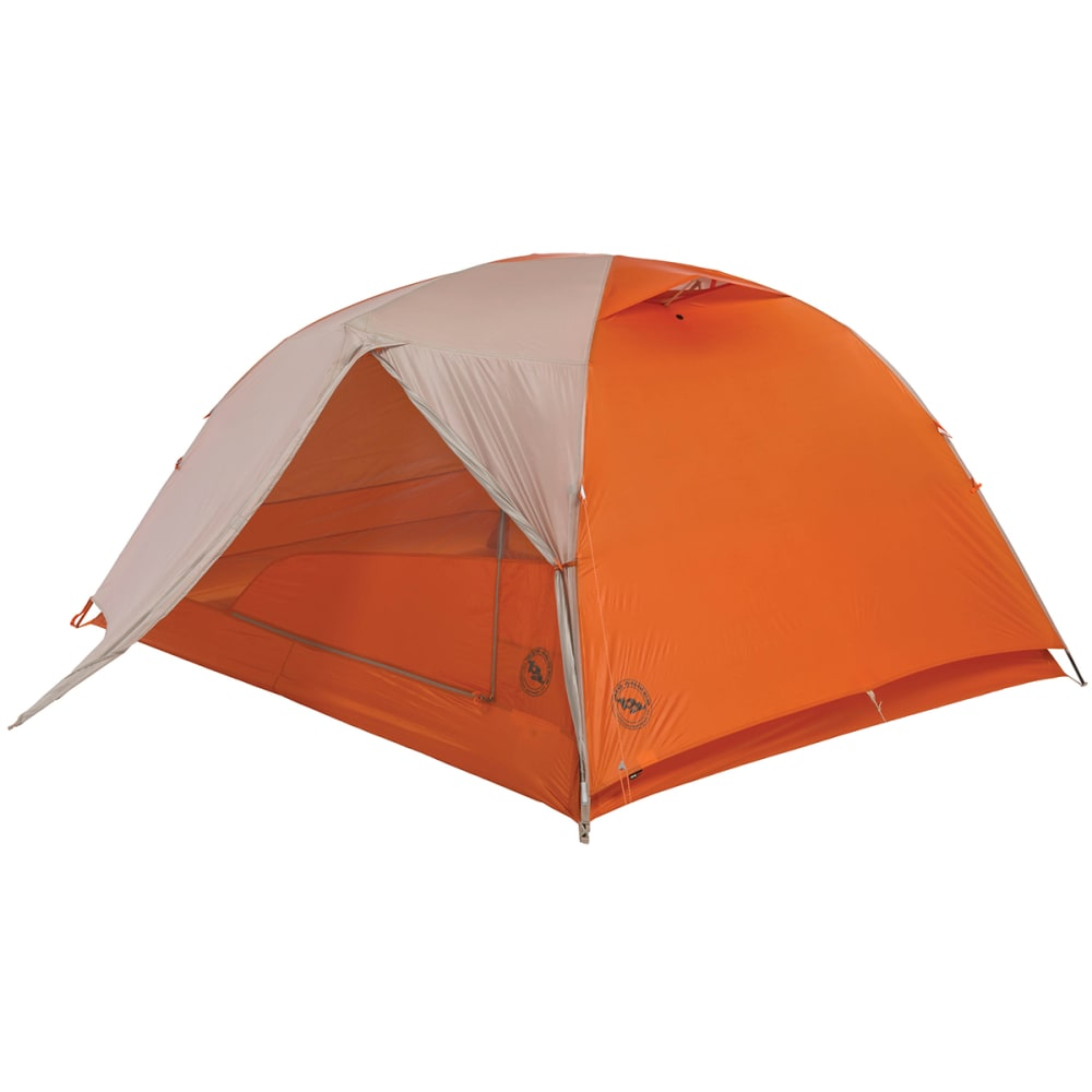 BIG AGNES Copper Spur HV UL 3 Tent - GREY/ORANGE
