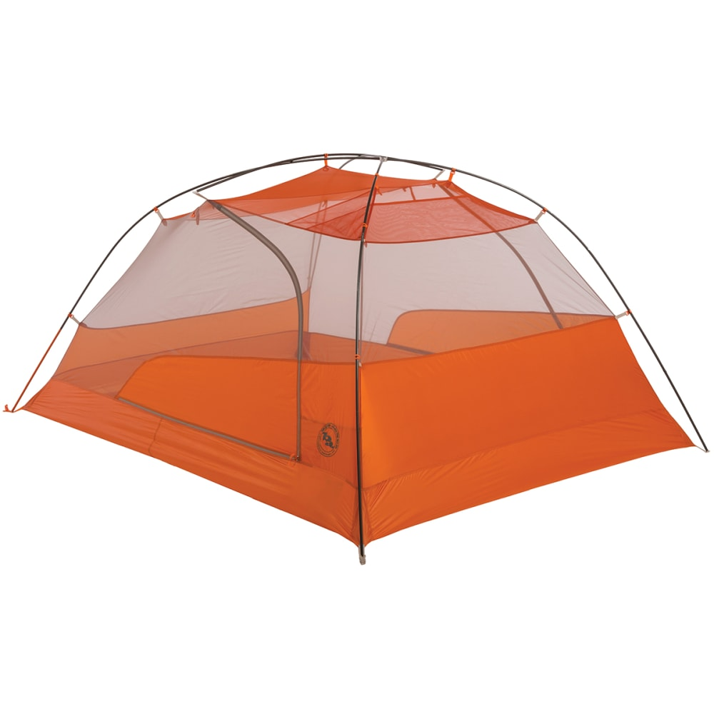 BIG AGNES Copper Spur HV UL3 Tent - GREY/ORANGE