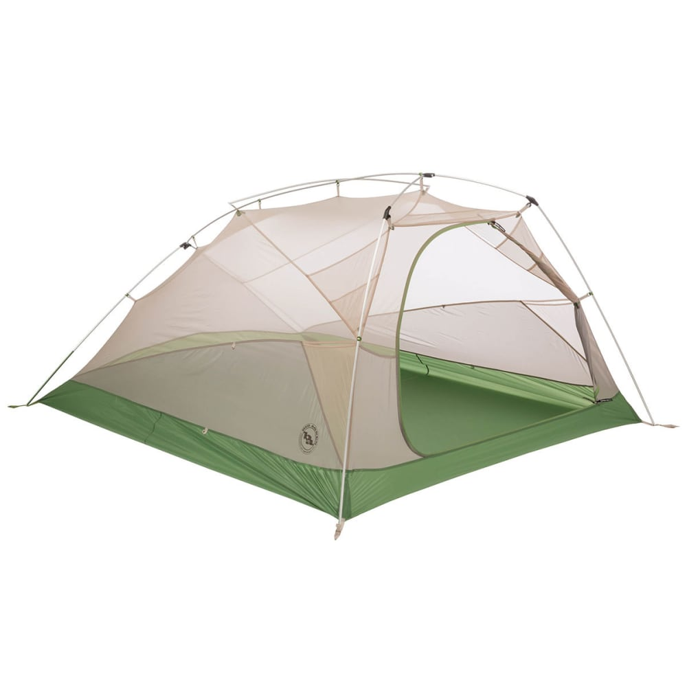 BIG AGNES Seedhouse SL 3 Tent - ASH/GREEN
