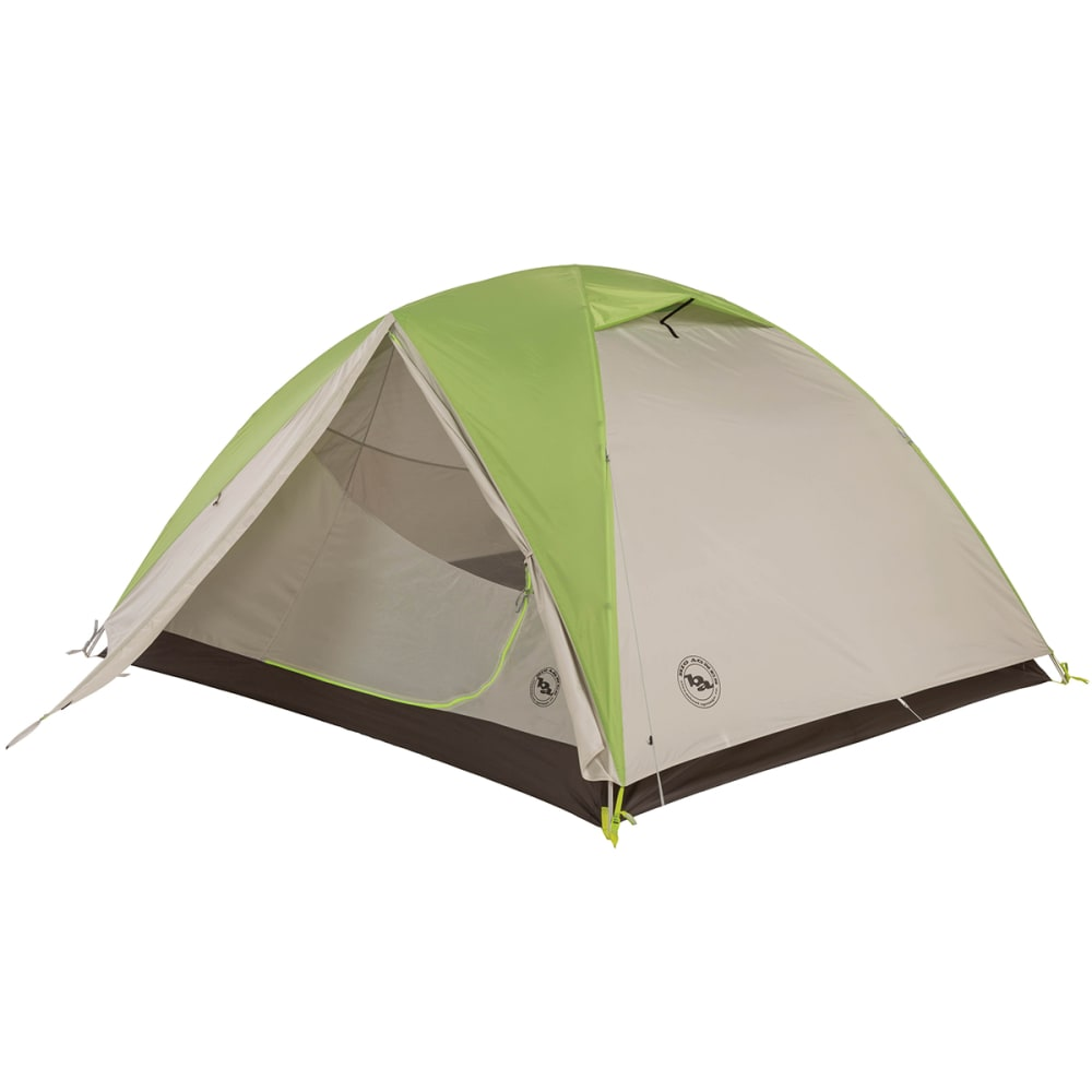 BIG AGNES Blacktail 4 Tent - GREY/GREEN