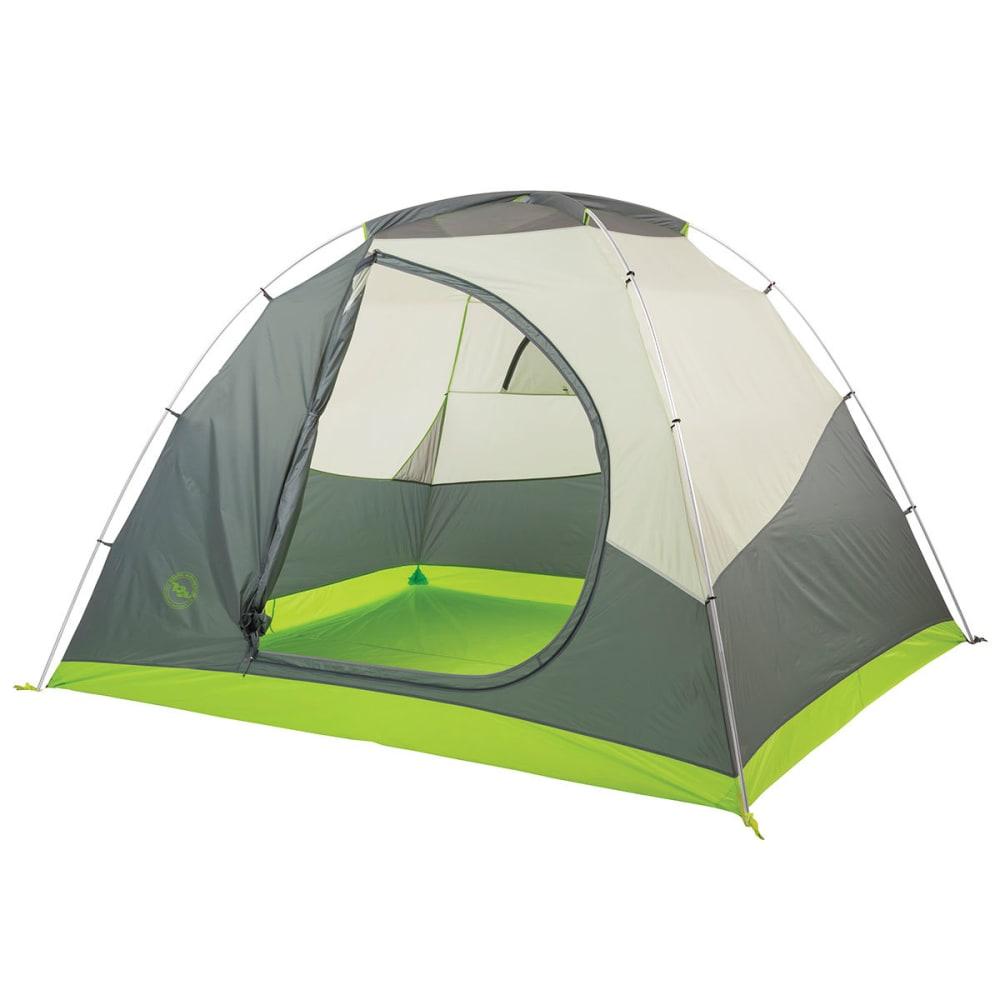 BIG AGNES Rabbit Ears 4 Tent - GREY/GREEN