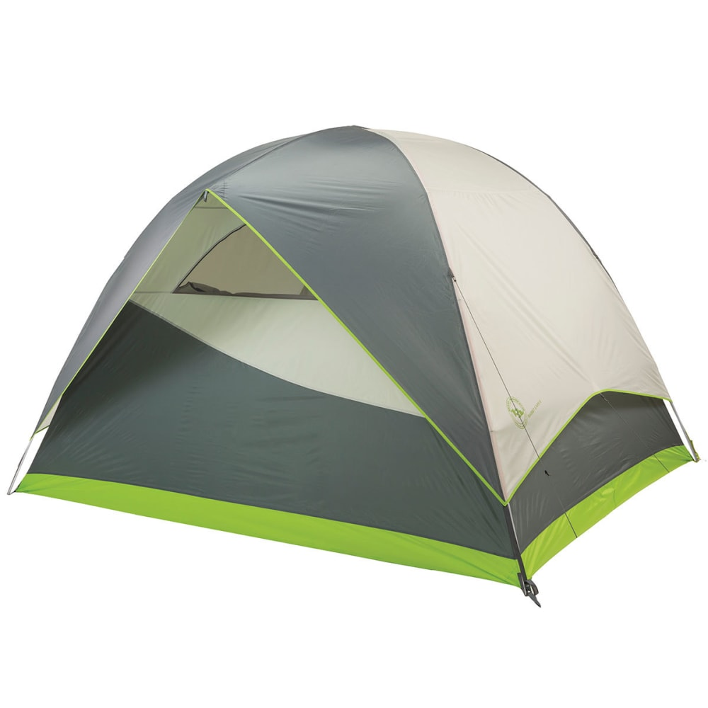 BIG AGNES Rabbit Ears 4 Tent - GREY/GREEN