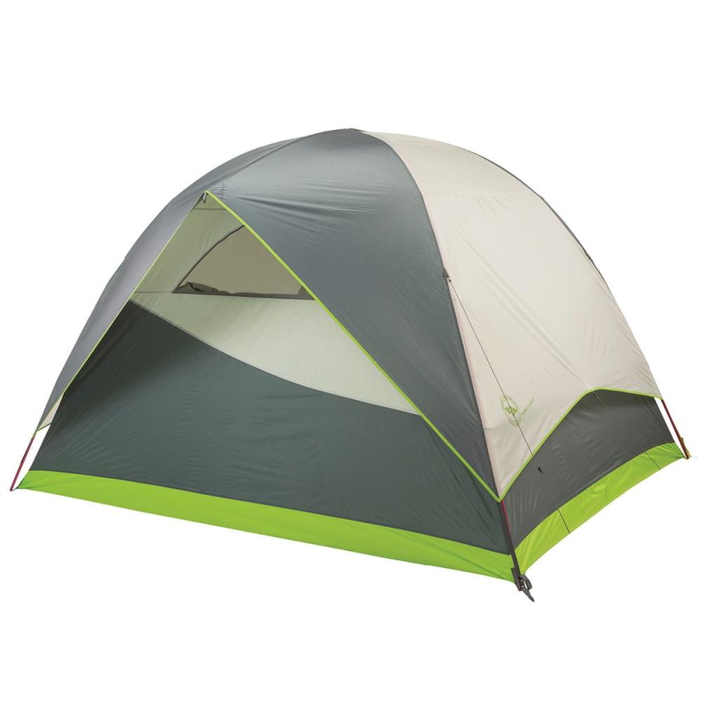 BIG AGNES Rabbit Ears 6 Tent - GREY/GREEN