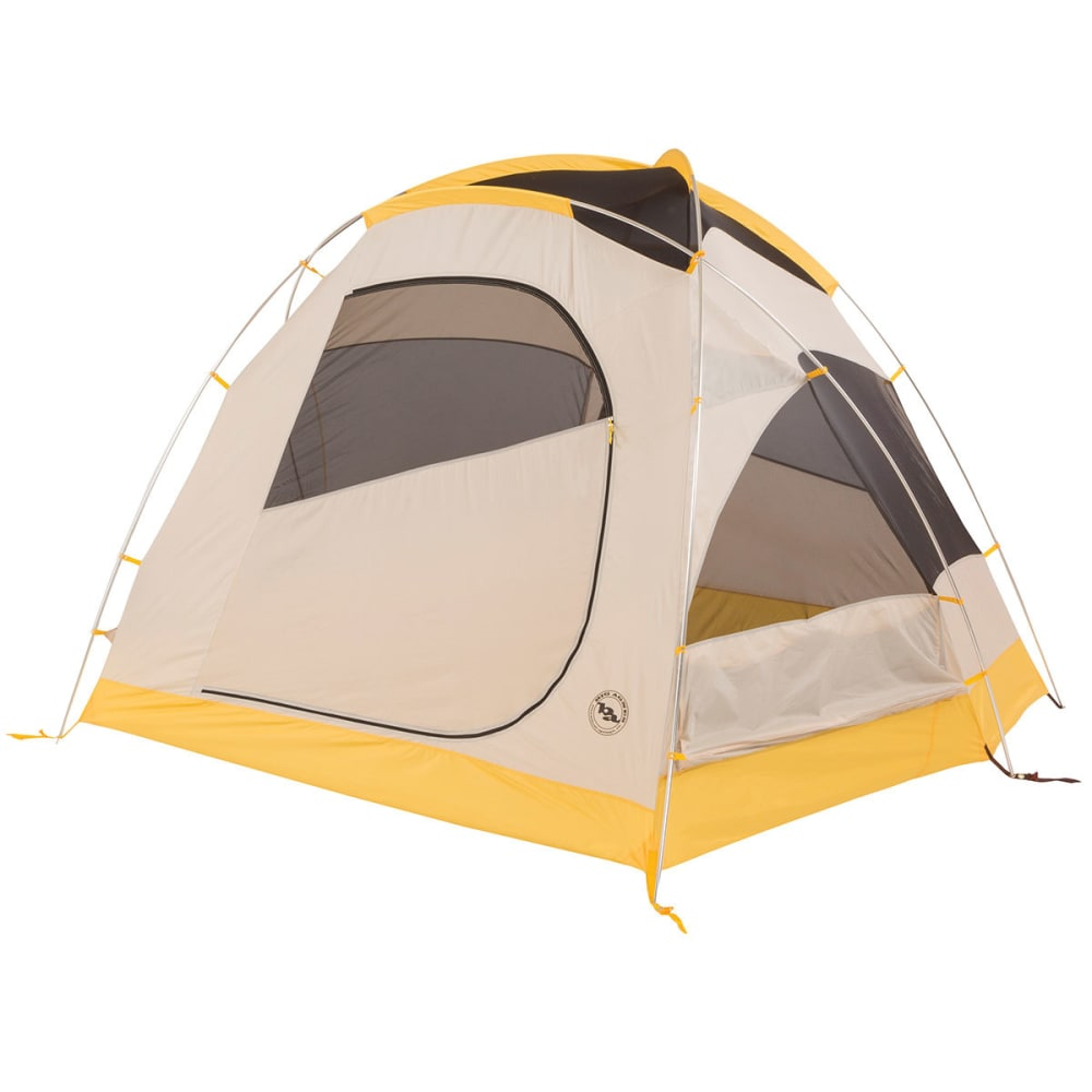 BIG AGNES Tensleep Station 4 Tent - RAISIN/MOON