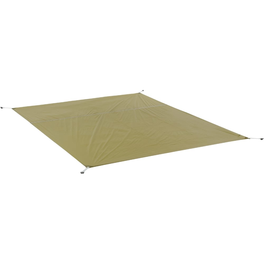 BIG AGNES Seedhouse SL3 Tent Footprint - GREEN
