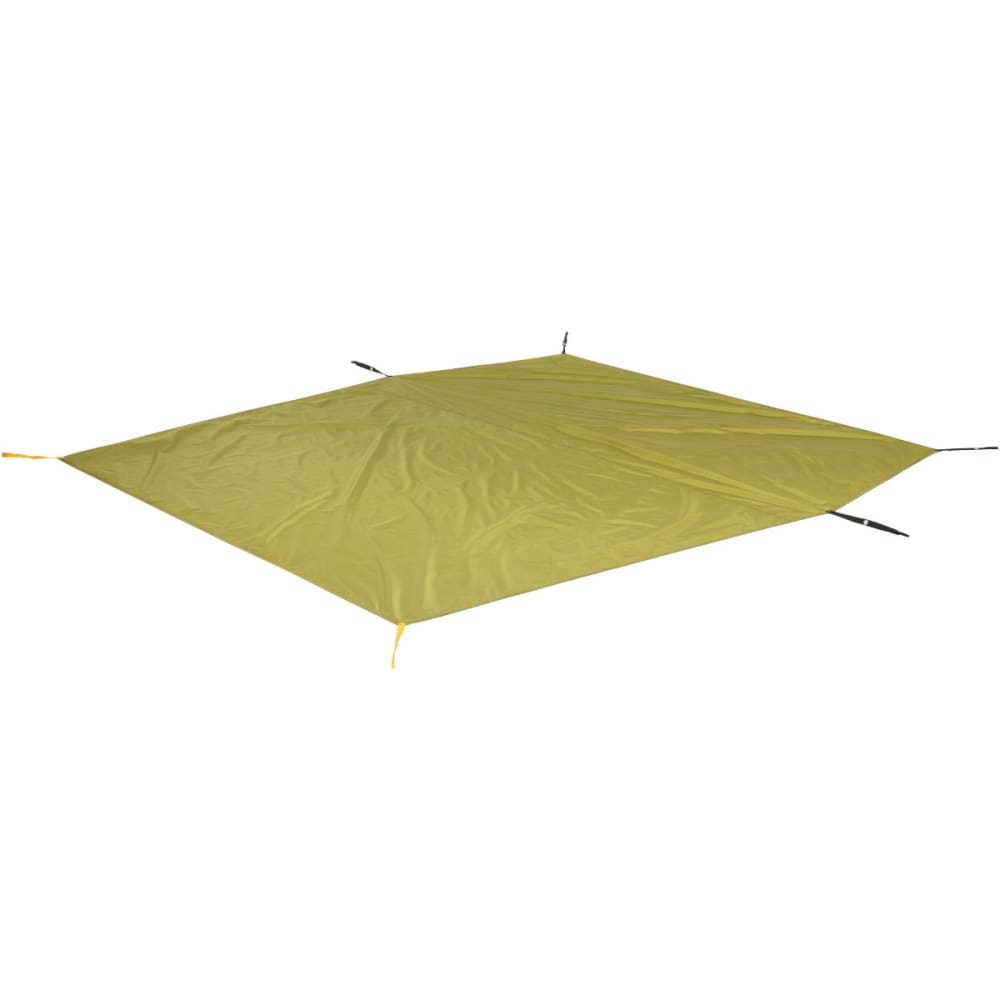 BIG AGNES Tensleep Station 4 Tent Footprint - GOLD
