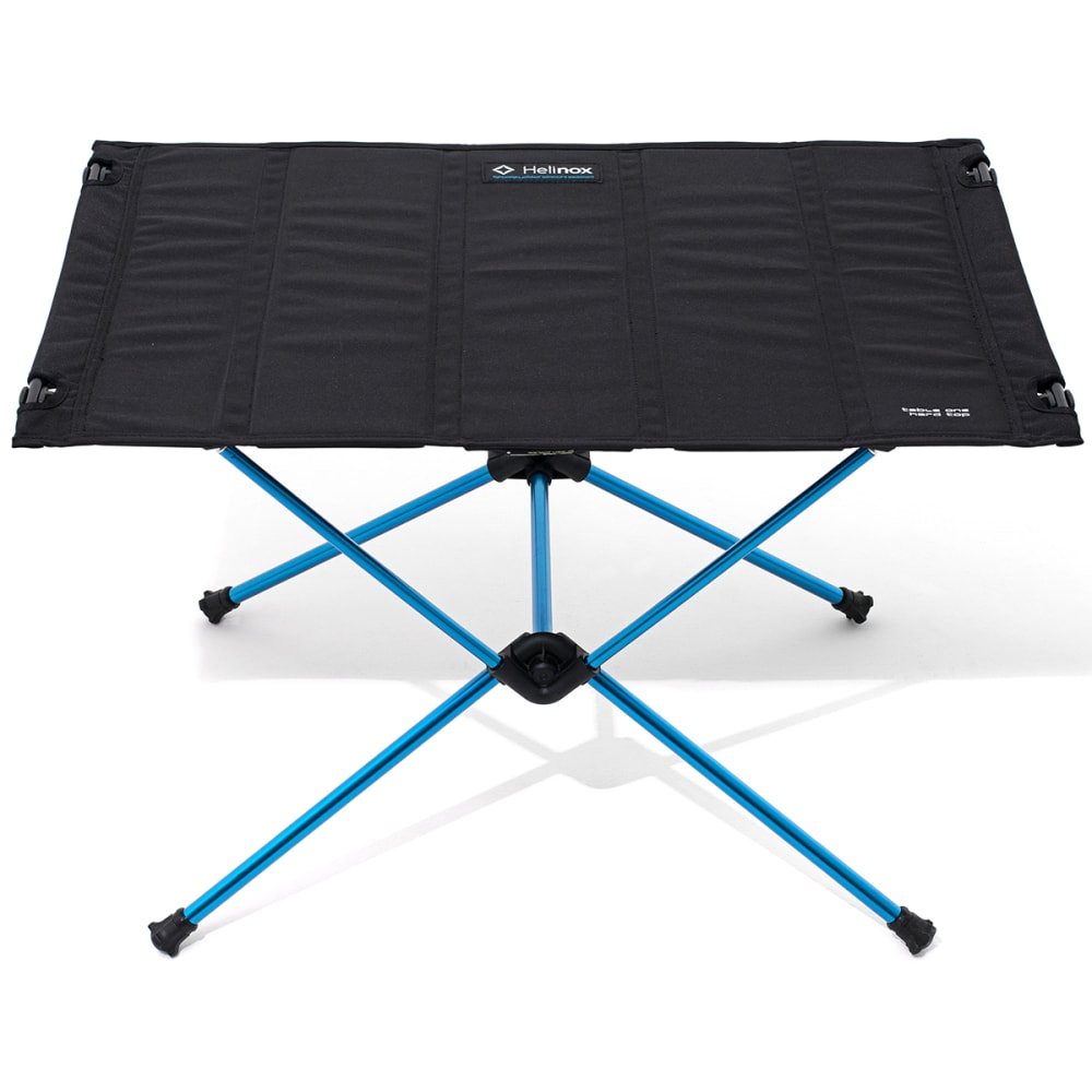 BIG AGNES Helinox Table One Hard Top - BLACK/BLUE