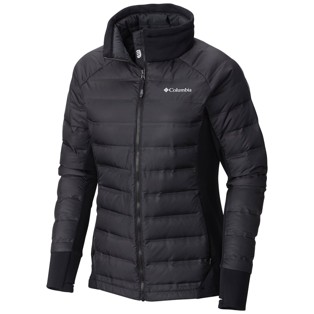 COLUMBIA Women's Lake 22 Hybrid Jacket - 010-BLACK