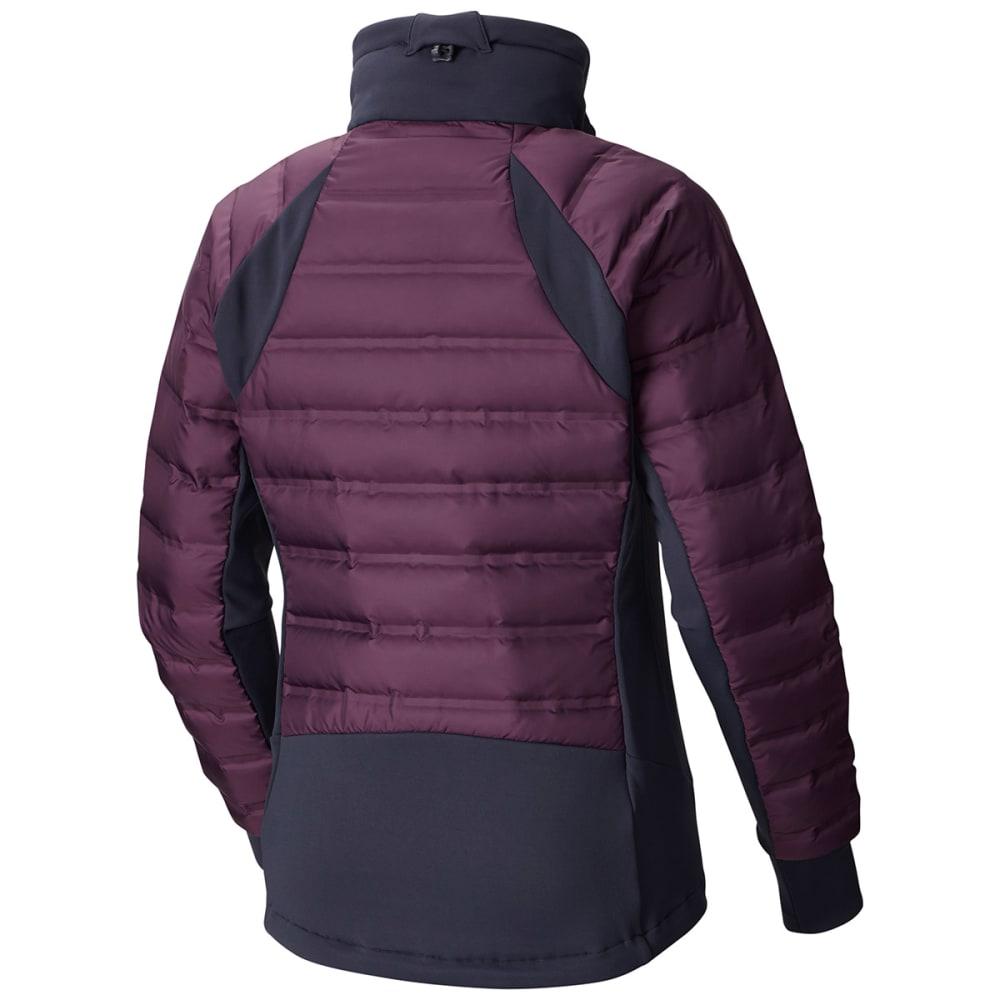 COLUMBIA Women's Lake 22 Hybrid Jacket - 500-DUSTY PURPLE