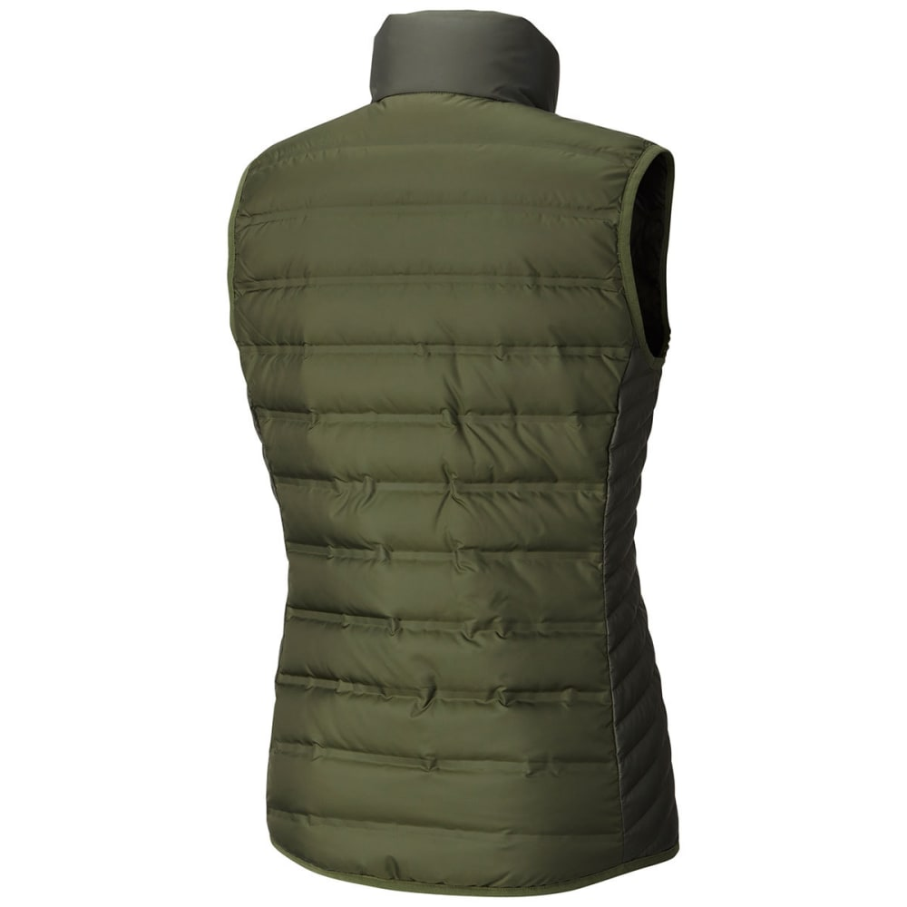 COLUMBIA Women's Lake 22 Vest - 347-SURPLUS GREEN